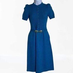 Vintage ST. JOHN for Saks Fifth Ave. Modest Dress